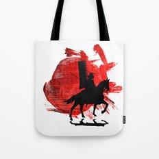 Japan Samurai Tote Bag