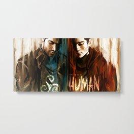 Derek & Stiles Metal Print