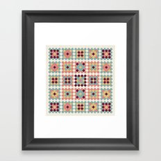 Granny's Framed Art Print