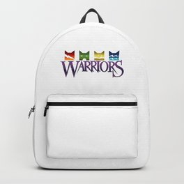 Warrior Cats Logo Backpack