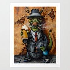 Cheers! Art Print