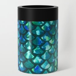 Mermaid Scales Can Cooler