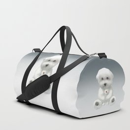 Cuddle Time Duffle Bag