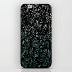 Ghost Botanic iPhone & iPod Skin
