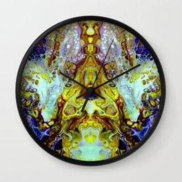 mirror 11 Wall Clock