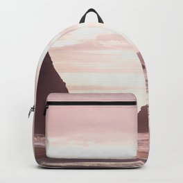 Cannon Beach Sunset Backpack
