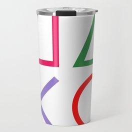 Gamer - Retro Travel Mug