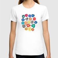 biology T-shirts featuring CELLS by THE USUAL DESIGNERS