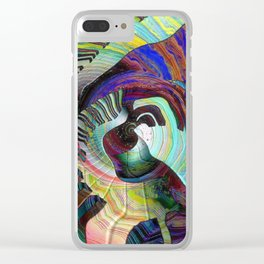 Keys To The Soul Clear iPhone Case