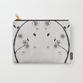 Quince Horns Carry-All Pouch