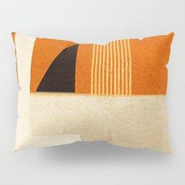 Solitaire du Figaro (ocre) Pillow Sham
