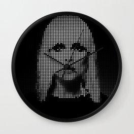 Heart of... (Black version) Wall Clock