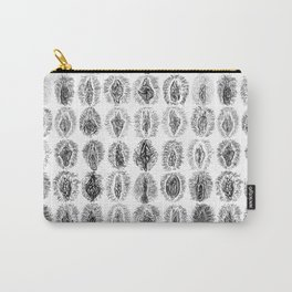 Ink Vulvas Carry-All Pouch