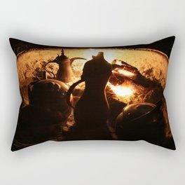 Bonfire Rectangular Pillow