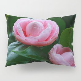 Camellias Pillow Sham