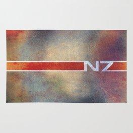 Mass Effect's N7 Rug