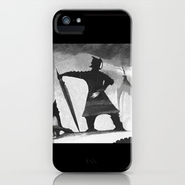 Dark Tale iPhone Case