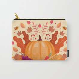 Happy Thanksgiving Day Carry-All Pouch