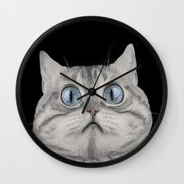 Who? Me?  Wall Clock