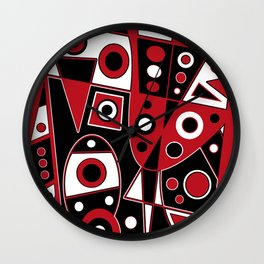 Abstract #970 Wall Clock