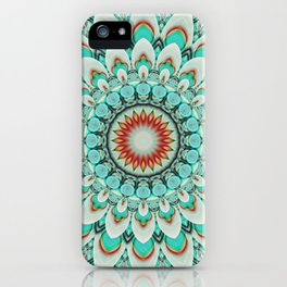 Mandala Integrity iPhone Case