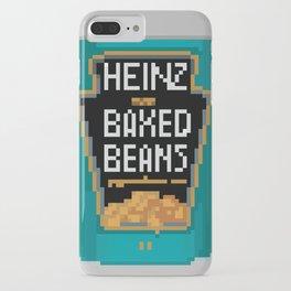 Heinz Baked Beans Pixel Art DayZ iPhone Case