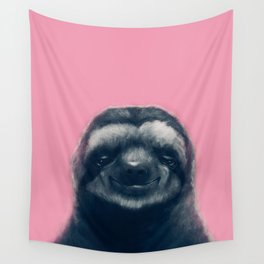 Sloth #1 Wall Tapestry