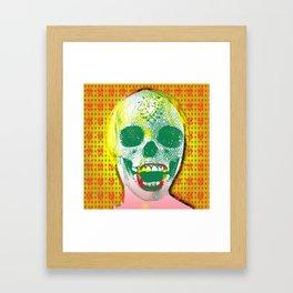 The Scream #8 Framed Art Print
