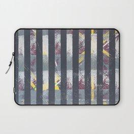 Polarised - frame graphic Laptop Sleeve