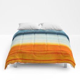 Yellowstone Orange Comforters