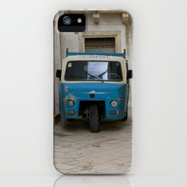 Italian Days iPhone Case
