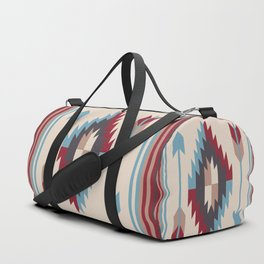 American Native Pattern No. 12 Duffle Bag