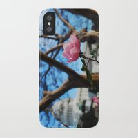 political iPhone & iPod Cases featuring pink and political  by Zoe Green
