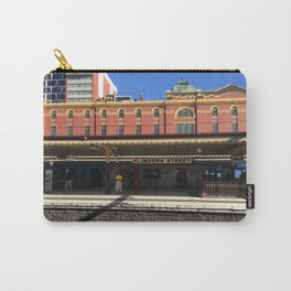 Flinders Street Station Carry-All Pouch