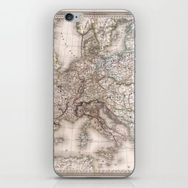 First French Empire in 1812 iPhone Skin