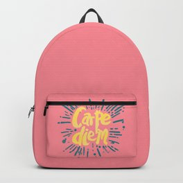 Carpe Diem Backpack