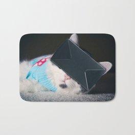 Virtual Reality Kitty Cat Bath Mat