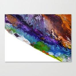 Devil and the Deep Blue Sea Canvas Print