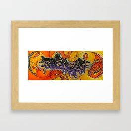Snakepitz Framed Art Print