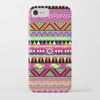 number iPhone & iPod Cases featuring OVERDOSE by Bianca Green