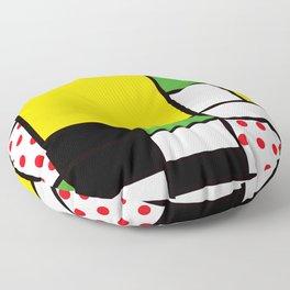 Mondrian – Bycicle Floor Pillow