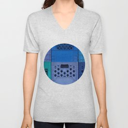Milk Crates Unisex V-Neck
