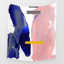 Untitled (Abstract Composition 2017008) Wall Tapestry