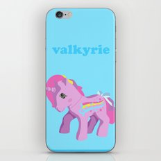 The Valkyrie iPhone & iPod Skin