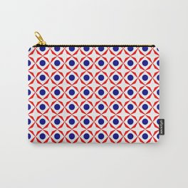 Symmetric patterns 125 Carry-All Pouch