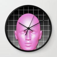 giants Wall Clocks featuring GIANTS by ESIB