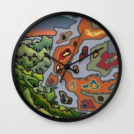 FaceScape Wall Clock