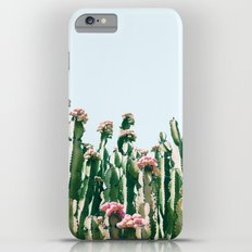 Blush Cactus #society6 #decor #buyart iPhone 6s Plus Slim Case