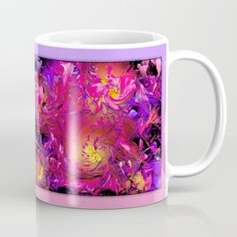 PEONY IN JUNE ABSTRACT Coffee Mug