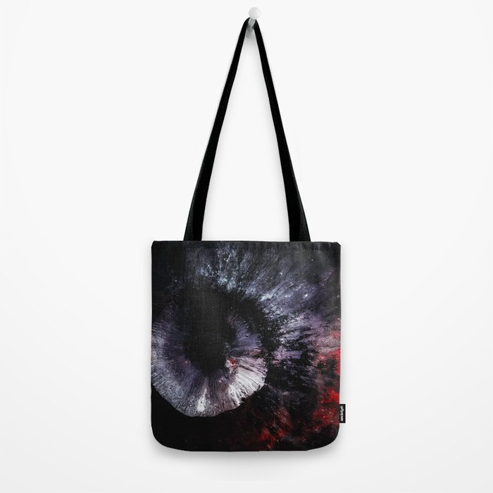 The Eye of the Moon Tote Bag
